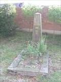 Image for Hrob Kátinky / Grave of Katinka / Katchens Ruhe, Jaromer, CZ