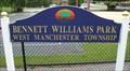 Image for Bennett Williams Park, West Manchester Twp., Pennsylvania