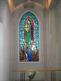 Image for Stained Glass Window - Reykjavik Cathedral , Iceland