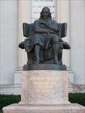 Image for Benjamin Franklin statue - Springfield, IL