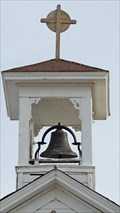 Image for St. Andrew's Episcopal Church Bell Tower - Philipsburg, MT