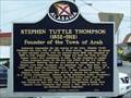 Image for Stephen Tuttle Thompson (1832-1912) - Arab, AL