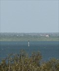 Image for IBWC Boundary Monument #1, Lake Falcon, TX