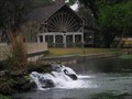 Image for Old Spanish Sugar Mill Water Wheel - De Leon Springs, FL