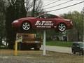 Image for Car on a Pole - Washington, MO
