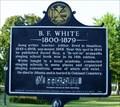 Image for B. F. White 1800-1879-HCC-Harris Co