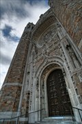 Image for Doors of Tranquility - Our Lady, Queen of the Most Holy Rosary Cathedral - Toledo,Ohio