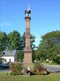 Image for Great War of Rebellion Monument - Stockbridge, MA