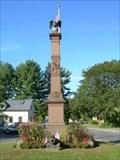 Image for Great War of Rebellion Monument - Stockbridge, MA