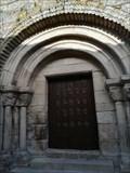 Image for Door Igleisa Santiago - Allariz, Ourense, Galicia, España