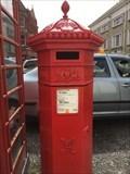 Image for Victorian Pillar Box - Quay Street - Truro - Cornwall - UK