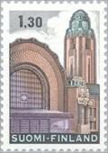 Image for Helsinki Central Railway Station - Helsinki, Finland