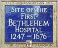 Image for First Bethlehem Hospital - Liverpool Street, London, UK