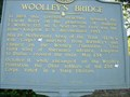 Image for Woolley's Bridge-GHM 008-11