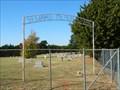 Image for Seward Cemetery SW  Arch - Seward, Ok