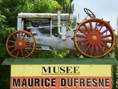 Deering 10-20 - Musée Maurice Dufresne, Azay-le-Rideau ...
