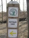 Bon Echo visited Pottruff Cave