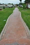Image for Quilt Walk Park Donor Bricks
