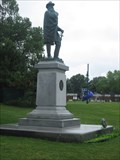 Image for Brevet General Newton Martin Curtis - Ogdensburg, NY