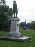 Image for Brevet General Newton Martin Curtis - Ogdensburg, NY