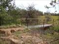 Image for Buffalo Trail footbridge (Dog Run Hollow)  WMWR - Oklahoma