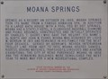 Image for Moana Springs