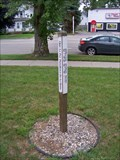 Image for Emanuel Church of Christ Peace Pole - Manchester, Michigan