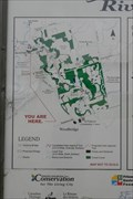 Image for Entrance to Humber Valley Trail at Binder Twine Park - Kleinburg, Ontario