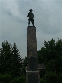 War Memorial in Clark, SD