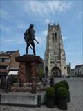 Image for Standbeeld van Ambiorix - Tongeren, Limburg, Belgium
