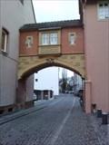 Image for Gebäudebrücke Mauerstraße - Bielefeld, Germany