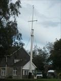 Image for Nautical Flag Pole - Porth Penrhyn, Bangor, Gwynedd, Wales