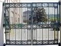 Image for Howe Memorial Gates - University of Oregon, Eugene, Oregon