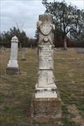 Image for Etta Stephen - Barbee Cemetery - Edna Hill, TX