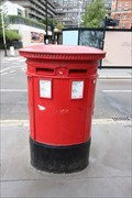 Image for Victorian Post Box - Fann Street, London, UK