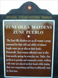 Image for Zuni Olla Maidens - Zuni Pueblo