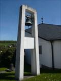 Image for Church belltower of Knickhagen, Germany