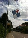 Image for Municipal Flag - Ettingen, BL, Switzerland