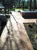 Image for Walton Arts Center Artists Brick Walkway - Fayetteville AR