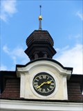 Image for Chateau Clock - Rychnov nad Kneznou, Czech Republic