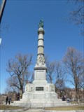 Image for Soldiers' and Sailors' Monument - Boston, MA