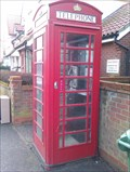 Image for Red Telephone Box - Dickleborough, Norfolk