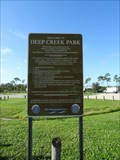 Image for Deep Creek Park - Arcadia, Florida, USA