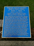 Image for Willamette National Cemetery Medal of Honor Citation: Stanley T. Adams - Portland, Oregon