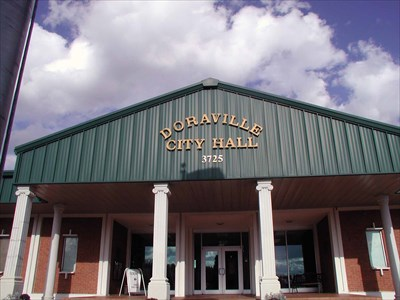 City Hall Of Doraville