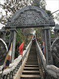 Image for Stairs to the top of Phnom Srey - Kampong cham - Cambodia