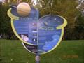 Image for Anchorage Light Speed Planet Walk - Saturn - Anchorage, Alaska, USA