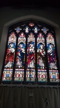 Image for Stained Glass Windows - All Saints - Lubenham, Leicestershire