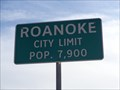 Image for Roanoke, TX - Population 7,900