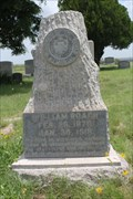 Image for William Roach -- Terrace Cemetery, Post TX